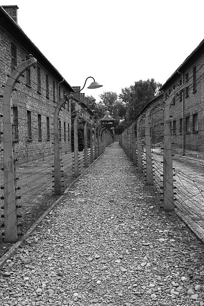 Auschwitz, Poland July 2009