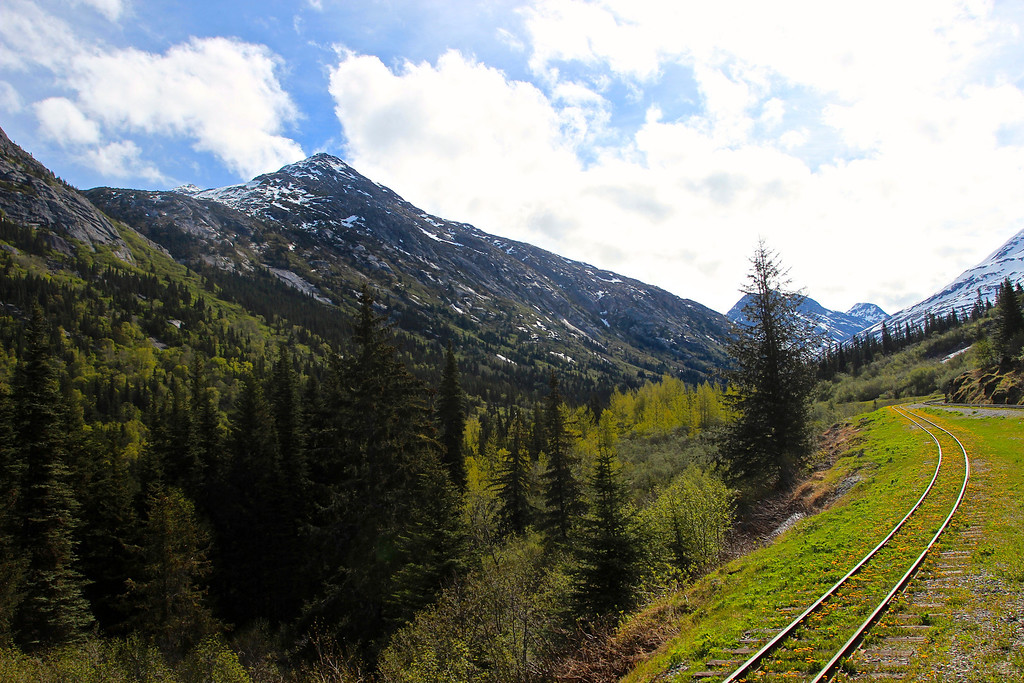 White Pass Rail
