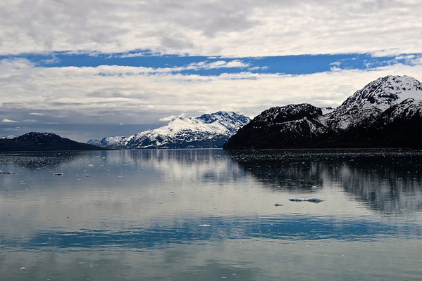 Johns Hopkins Inlet, Glacier Bay Alaska June 2013